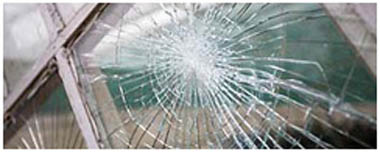 Winchmore Hill Smashed Glass